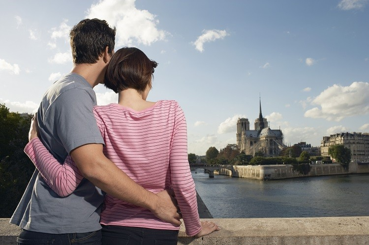Paryż miasto zakochanych i nie tylko